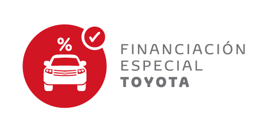 Solicita financiación Toyota